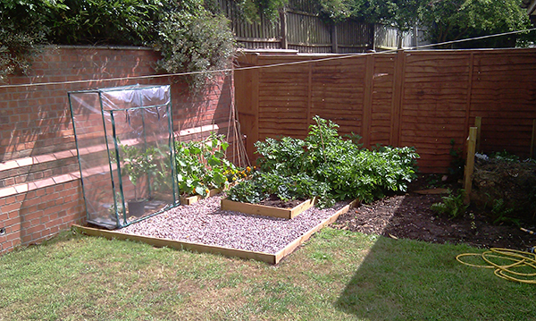 Garden Landscaping Leicestershire