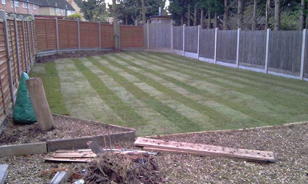Garden Landscaping in Leicestershire